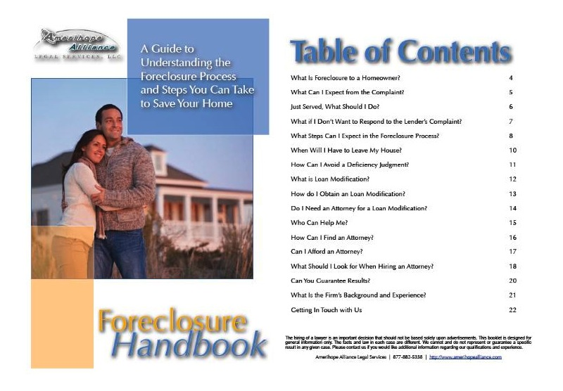Florida Foreclosure Handbook