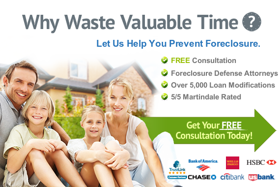 Let us show you how to avoid foreclosure and keep your home