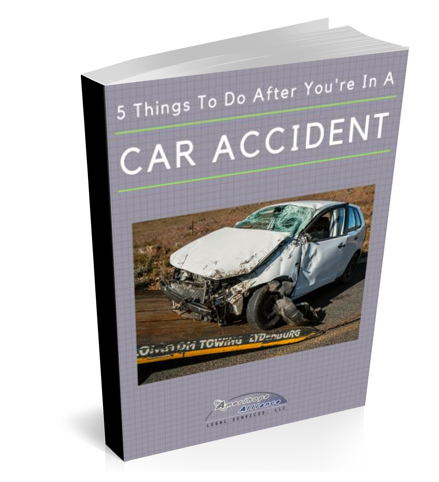 If you've been in a car accident, you need to do the right things to avoid making the situation worse. This free E-Book will tell you what actions to take to protect your physical and financial health following a car accident.